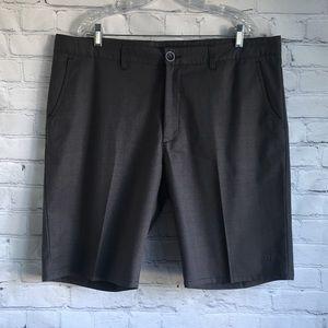 Travis Mathew Charcoal Gray Men's Shorts Size 40